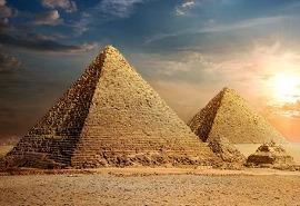 Pyramiden von Gizeh, für Astrokartographie keine Kraftorte
