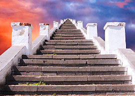 Himmelstreppe: Entwicklungsweg der Astromedizin