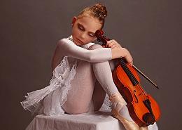 Ballerina, Talente entdecken durch Kinderhoroskope