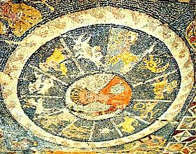 Astrologie und Kirche: Tierkreis mit Christus