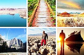 Landschaften und Reiseziele: Das Horoskop ermöglicht schöne Reisen